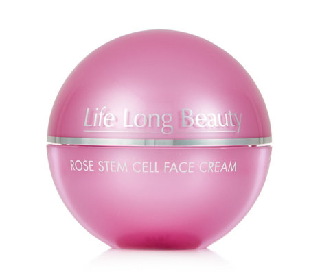 Judith Williams Life Long Beauty Rose Stem Cell Face Cream 50ml