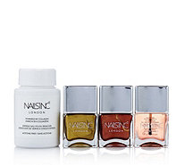 Nails Inc 4 Piece No Bucks Given Collection - 237475