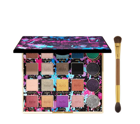 Tarte Tarteist Pro Remix Amazonian Clay Eyeshadow Palette & Brush