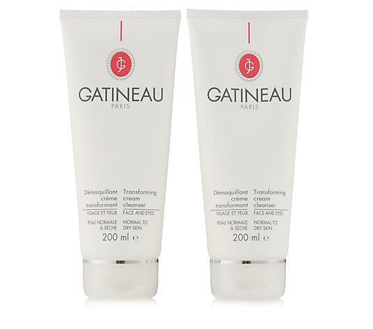 Gatineau Transforming Cream to Oil Cleansing Duo 200ml
