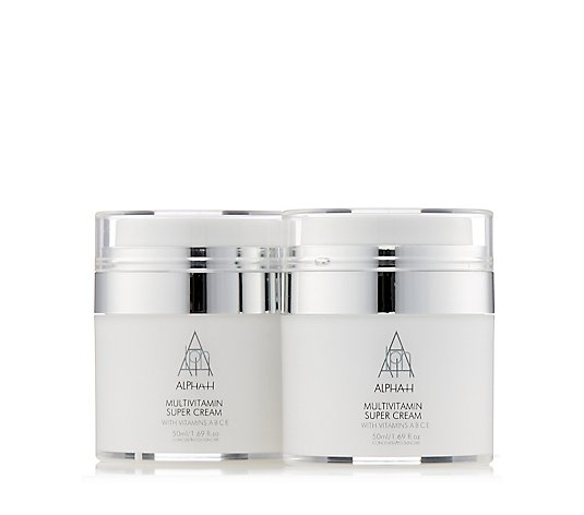 Alpha-H Multivitamin Super Cream Duo 50ml