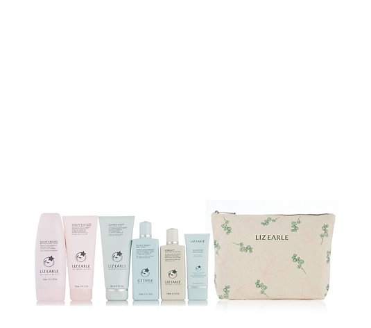 Liz Earle 6 Piece Complete Botanical Beauty Collection