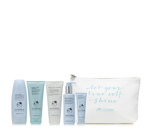 Liz Earle Complete Hand, Body & Hair 5 Piece Collection
