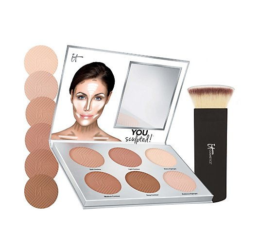 IT Cosmetics You Sculpted! Universal Contouring Palette for Face & Body