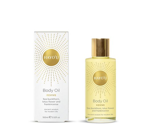 Hayo'u Body Oil 100ml
