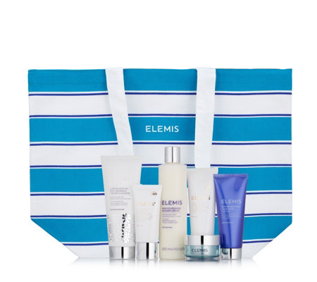 Elemis Reveal Radiant Skin Top to Toe 6 Piece Collection
