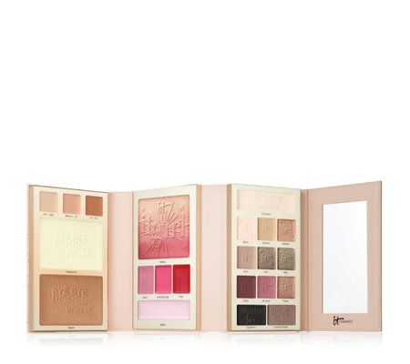 IT Cosmetics Limited Edition IT Girl Beauty Book