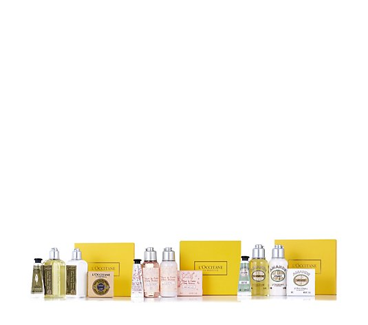 L'Occitane 12 Piece Luxury Gift Box Collection