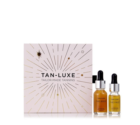 Tan-Luxe 2 Piece Tailor Made Tanning Drops Gift Set