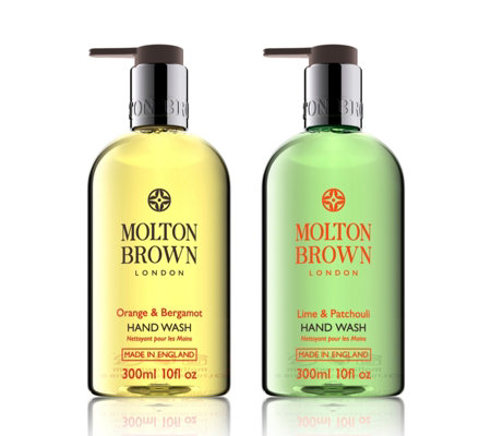 Molton Brown 300ml 2 Piece Handwash Collection