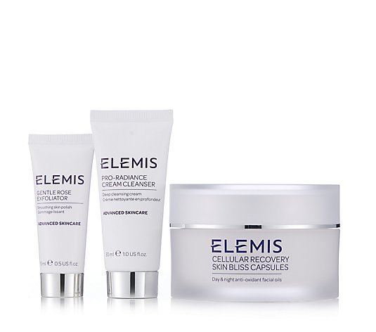 Elemis Cellular Recovery Bliss Capsules Skin Detox Collection