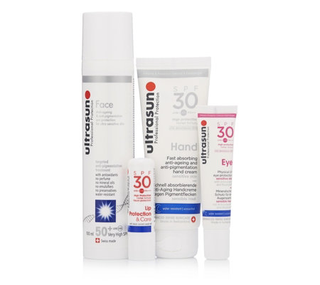 Ultrasun Sun Protection Anti-Pigmentation 4 Piece Collection