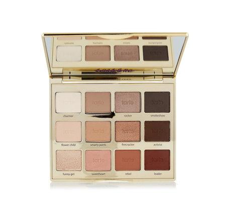 ed53d2fd0 Tarte Tartelette II in Bloom Eyeshadow Palette - QVC UK