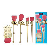 Tarte 5 Piece Let's Flamingle Brush Collection - 237179