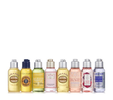 L'Occitane Set of 2 Floral Shower Gel Gift Sets