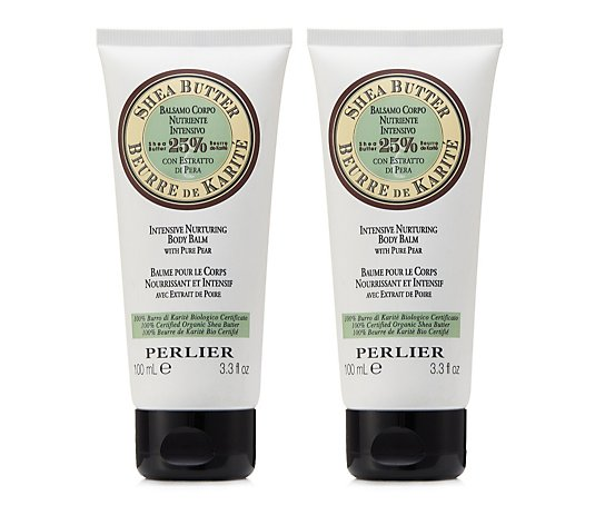 Perlier Rich Body Cream Duo 100ml