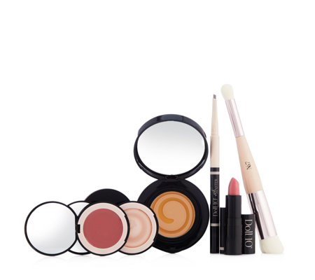 Doll10 6 Piece HydraBalm Make-up Collection