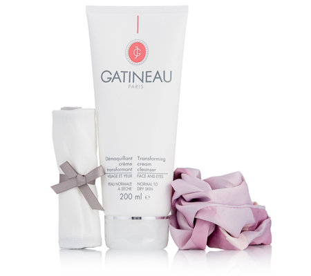 Gatineau Supersize Transforming Cream to Oil Cleanser 200ml