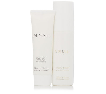 Alpha-H Power Resurfacing Collection
