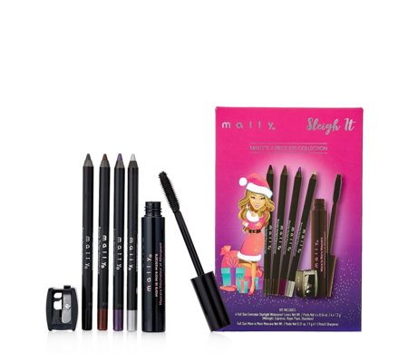 Mally Sleigh It 6 Piece Waterproof Eye Collection