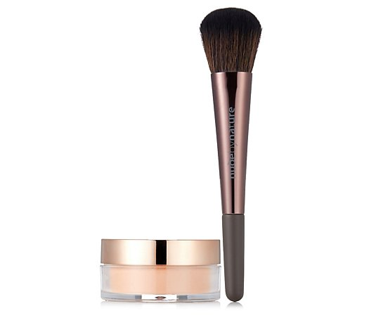 Nude by Nature Natural Glow Loose Bronzer & Contour Brush