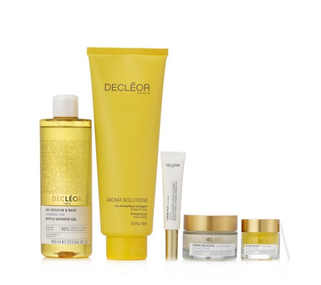 Decleor Firming & Energising 5 Piece Skincare Collection