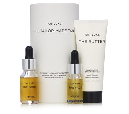 Tan-Luxe 3 Piece Tailor Made Tan Discovery Kit