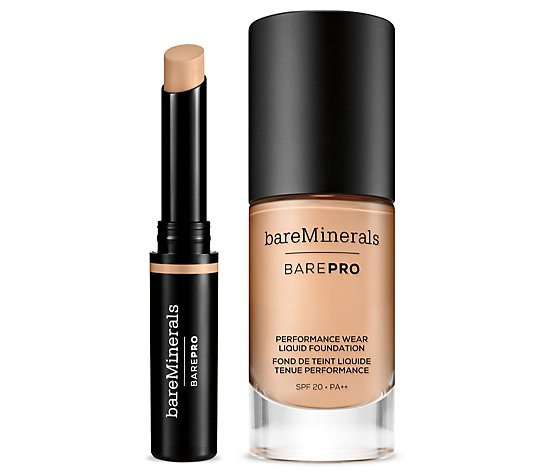 Bareminerals Barepro Performance Wear Foundation & Concealer
