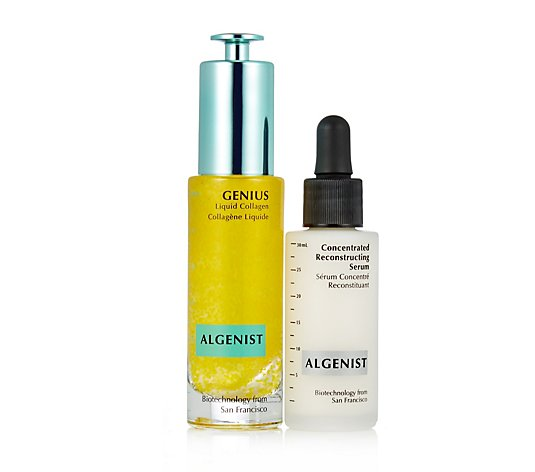Algenist 2 Piece Ultimate Anti-Ageing Serum Collection