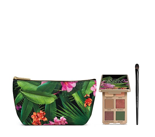 Bareminerals Beauty of Nature Eyeshadow Palette with Brush & Bag