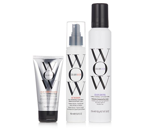 Color Wow Control Your Colour & Style Kit