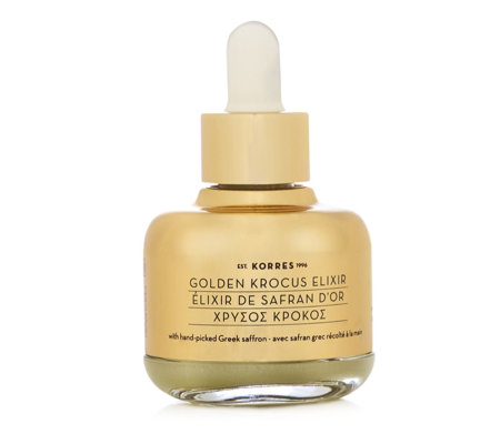 Korres Golden Krocus Elixir Serum 30ml