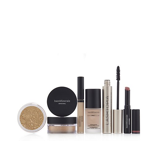 Bareminerals 6 Piece Power of Original Make Up Collection