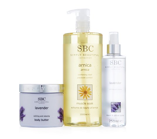 SBC 3 Piece Sleep Awareness Trio