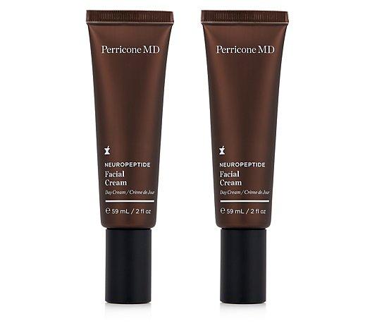 Perricone Neuropeptide Facial Cream 59ml Duo