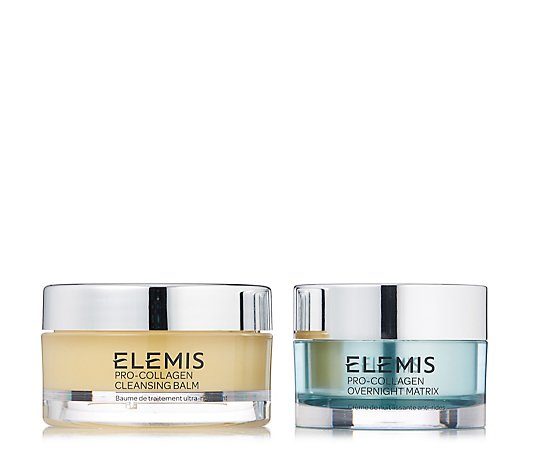 Elemis Revolutionary Pro-Collagen Cleanse & Hydrate Duo
