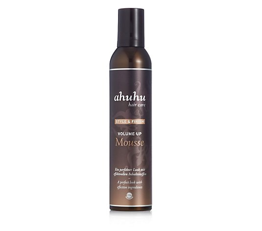 Ahuhu Style & Finish Volume Up Mousse 300ml