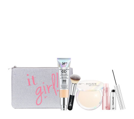 IT Cosmetics 5 Piece Your Most Beautiful Glow Collection