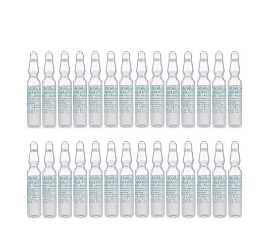 M. Asam Aqua Intense Hyaluron Beauty Treatment Ampoules 28 x 2ml
