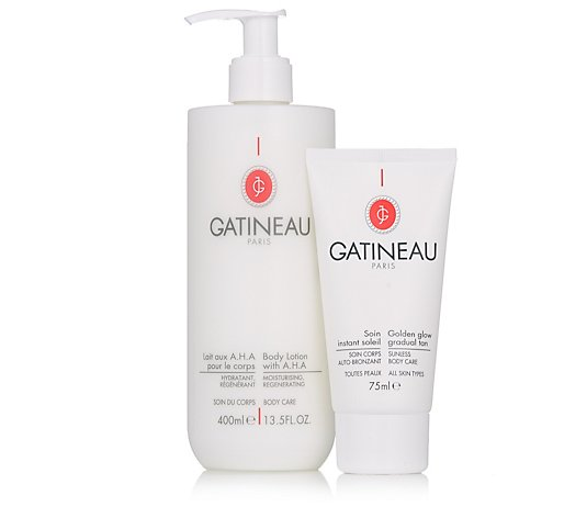 Gatineau 2 Piece Hydrate & Glow Body Collection