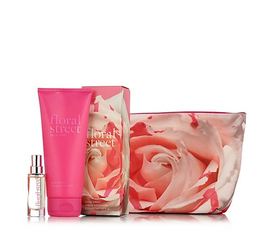 Floral Street Beauty Bag