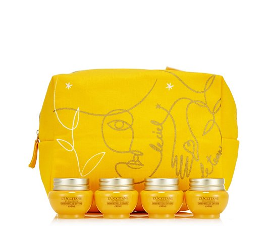 L'Occitane Divine On The Go 4 Piece Collection