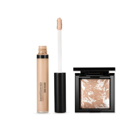 Bareminerals Cream & Glow Collection