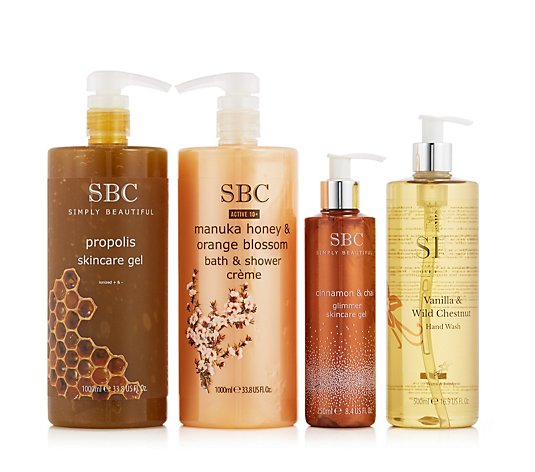 SBC 4 Piece Warming Collection