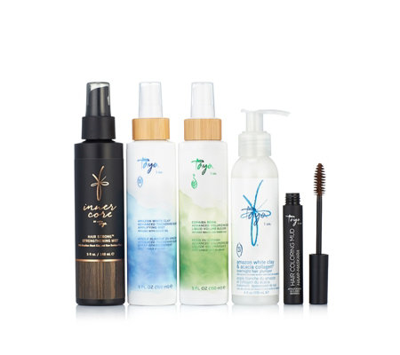 Taya 5 Piece Spring Essentials Discovery Haircare Collection