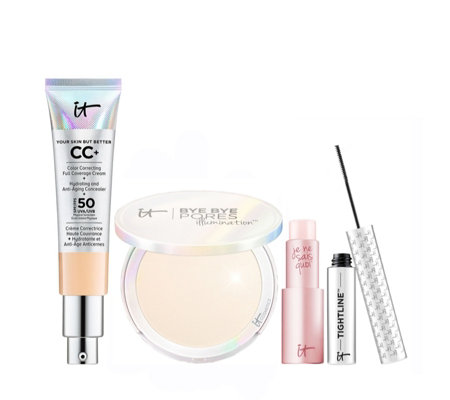 IT Cosmetics 4 Piece Your Most Beautiful Glow Collection