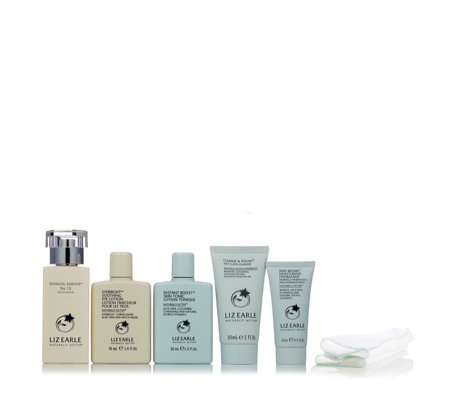 Liz Earle Botanical Essence & Daily Skincare Discovery Collection