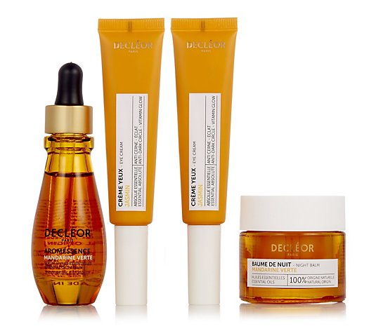 Decleor 4 Piece Green Mandarin Summer Glow Skincare Collection
