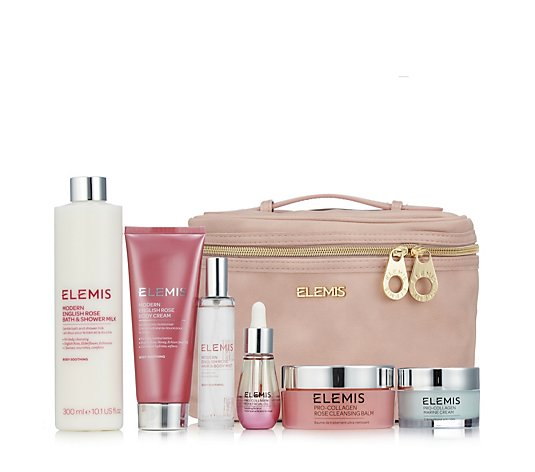 Elemis 6 Piece Pro-Collagen Rose Blockbuster Collection