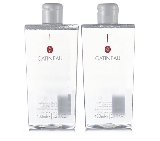 Gatineau Gentle Micellar Water 400ml Duo